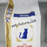 Renal ขนาด 4 kg. แมวโรคไต Exp.04/19