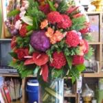 แจกันดอกไม้ 01