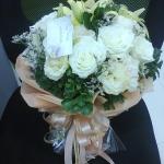 ช่อดอกไม้ วาเลนไทน์ 01