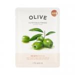 It's Skin The Fresh Mask Sheet Olive 20 g.