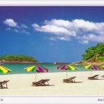 XXXโปสการ์ด หาดกะตะน้อย จังหวัดภูเก็ต /ทะเล/ชายหาด