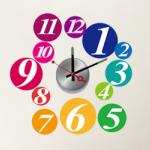 นาฬิกาสติกเกอร์ รุ่น 10A202