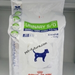 Urinary S/O small dog under 10 kg. 4kg. Exp.03/19
