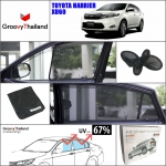 TOYOTA HARRIER XU60 2013-Now (4 pcs)