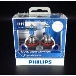 Philips Crystal Vision 4300K [H11]