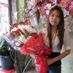 ช่อดอกไม้ วาเลนไทน์ 05