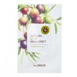 The Saem Natural Olive Mask Sheet
