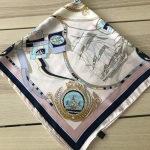 ผ้าพันคอ ผ้าคลุม ซาติน 70*70 ST05-030