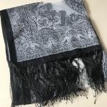ผ้าคลุม ปลายไหมญี่ปุ่น