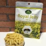 Nature's King Royal Jelly 1,000 mg. นมผึ้ง เนเจอร์ คิง ขนาด 30 เม็ด