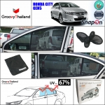 HONDA CITY Gen5 2009~2013 (SnapOn - 4 pcs)