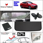 MAZDA 2 Gen4 SD-Sedan R-row (1 pcs)