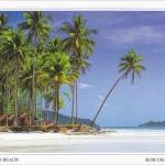 โปสการ์ด หาดคลองพร้าว อุทยานแห่งชาติหมู่เกาะช้าง จังหวัดตราด /ทะเล/ชายหาด/อุทยานแห่งชาติ