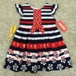 เสื้อผ้าเด็ก (พร้อมส่ง!!) 041060-16 Size 12m I 18m I 24m