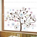 wall sticker ต้นไม้ใหญ่ a50
