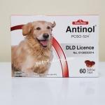 Antinol 60 เม็ด (Exp.07/20) (เปลี่ยนแพคเกจค่ะ)