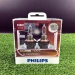 หลอดไฟอัพเกรด PHILIPS HB3 X-treme Vision +100%
