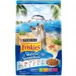 ฟริสกี้ส์ ซีฟู้ด เซนเซชั่น อาหารแมวรสปลาทะเล ขนาด 3 kg