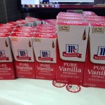 McCormick Pure Vanilla. 29ml