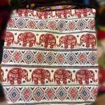 กระเป๋าสายสะพาย ลายช้าง 1 สำเนา