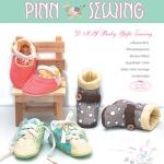 หนังสือ PINN SEWING : D.I.Y. Baby Gifts Sewing