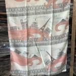 ผ้าพันคอ ชีฟอง สกรีนลาย Chiffon CF01-033