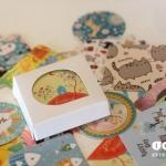 (38 ชิ้น/ชุด) สติ๊กเกอร์ Time Diary - 38 seal stickers