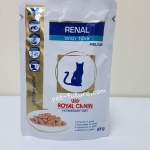 Renal with Tuna Wet-pouch 85g Exp.05/19 ขายเป็นซองนะคะ
