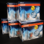 Osram Xenon Conversion Kit [6000K] H1,H4,H7,H11,HB3,HB4