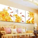 ตกแต่งบ้านด้วยภาพเสริมฮวงจุ้ยขายดี ช่วยเสริมมงคลให้บ้าน