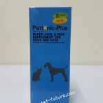 Pettonic-Plus 100 ml. บำรุงเลือด หมดอายุ 09/18
