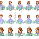 Wafer topper sofia set