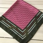 ผ้าพันคอ ผ้าคลุม ซาติน 70*70 ST05-049
