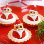 สตรอเบอร์รี่ทาร์ตซานตา