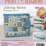 กระเป๋า Johny Richie สีฟ้า