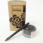 Miracle My Brow 3D Gel by Mei Linda มิราเคิล เจลเขียนคิ้ว แบบ 3 มิติ by เมลินดา