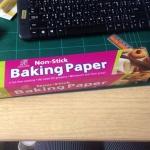 Baking paper 12นิ้ว ยาว5เมตร