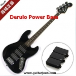 เบสไฟฟ้า Derulo Power Bass