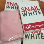 Snail White X10 Whitening สบู่หอยทาก สเนลไวท์ ฟอกแล้วใส