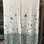 ผ้าพันคอ Pashmina พาสมีน่า ลายดอกไม้ PS05-001