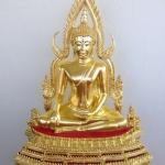 พระบูชา พระพุทธชินราช รุ่น 656 ปี บารมีเทพตาปะขาว หน้าตัก 9 นิ้ว เนื้อทองเหลือง ลงรัก ปิดทองแท้ รหัส0149