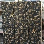 ผ้าพันคอ ชีฟอง สกรีนลาย Chiffon CF01-049