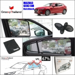MAZDA 3 Gen3 BM 2014~Now Hatchback (4 pcs)