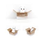โพสต์-อิท น้องเหมียวในกล่อง (ARI)