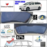 TOYOTA WISH Gen1 R-row (1 pcs)