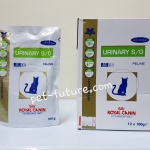 Urinary S/O with Chicken pouch 100g (ยกกล่อง 12 ซอง) Exp.08/19 ส่งฟรีค่ะ