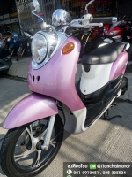 FINO ปี51 สีชมพูน่ารัก เครื่องดี ล้อแมกซ์ พร้อมใช้ ราคา 18,500