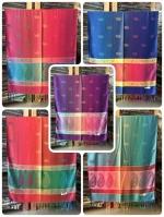 ผ้าพันคอ Pashmina พาสมีน่า ลาย ไทย PS02007T