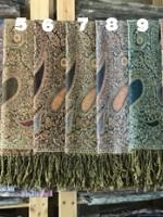 ผ้าพันคอ Pashmina พาสมีน่า ลาย ไทย PS02005T