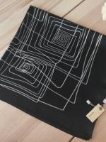 ผ้าพันคอ ผ้าคลุม ซาติน 70*70 ST05-001